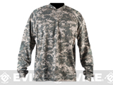 Emerson Long Sleeve Loose Fit Mesh Combat Shirt - ACU (Size: X-Large)