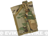 Matrix Tactical Vertical MOLLE Ready Compact Pistol / Handgun Holster - Camo