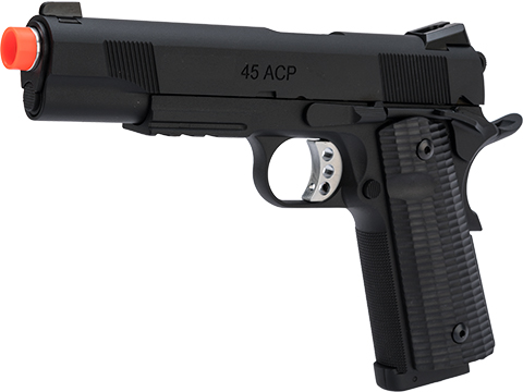 SOCOM Gear Les Baer Licensed Ultimate Recon 1911 Airsoft GBB Pistol (Model: Streamline Grip / Green Gas)