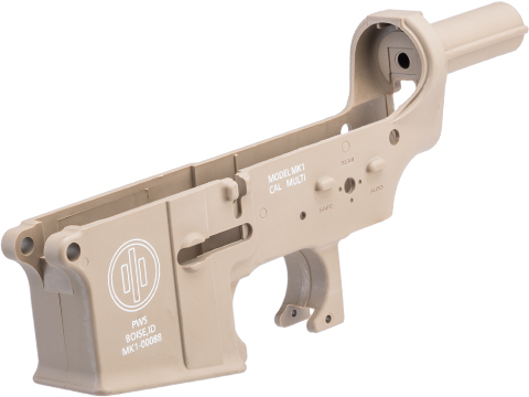G&G PWS Licensed Mk1 Polymer Lower Receiver for M4/M16 Airsoft AEG
