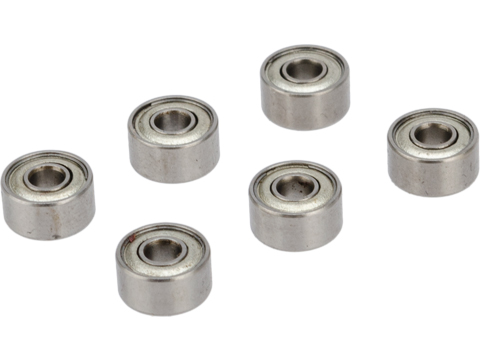EPeS Airsoft 8mm Bearings for Airsoft M249 / Mk46 Series Gearbox