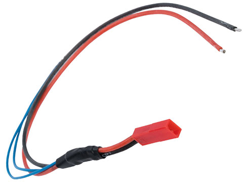 JeffTron MOSFET for Airsoft AEP Gearboxes (Type: w/ Rear Wiring)