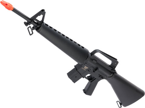 JG M16 Vietnam Airsoft AEG Rifle w/ Lipo Ready Gearbox (Package: Rifle Only)