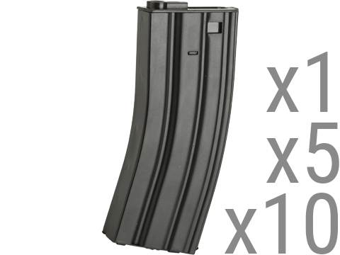 JG Metal 300rd Hi-Cap Magazine for M4/M16 Series Airsoft AEG Rifles