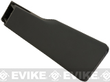 CYMA Black Rubberized Finish Stock for AK47 & AK Beta Series Airsoft AEG