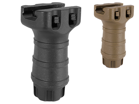 Stubby RIS Tactical Vertical Support Fore Grip For Airsoft (Color: Black)