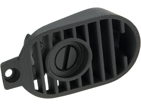 JG Metal Motor Grip Heat Sink Plate for M4 / M16 Series Airsoft AEG Rifles