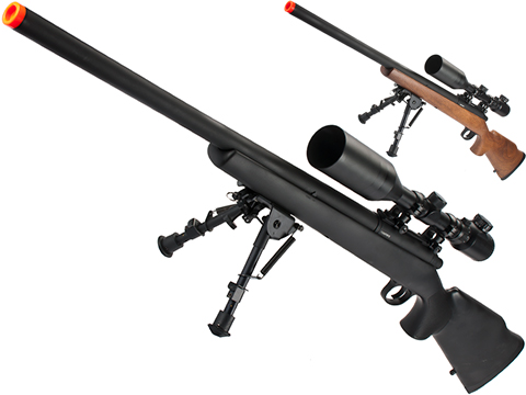 JG M700 Bolt Action Airsoft Sniper Rifle