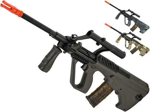 JG AUG Military Special Edition Airsoft AEG w/ Integrated Scope
