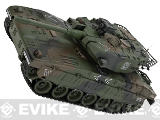 1:20 Scale RC Airsoft Battle Tank (Color: Israeli Merkava / Woodland Camo)