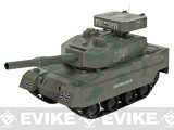 Miniature RC Airsoft Battle Tank - Type 5 (Green Camo)