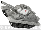 Miniature RC Airsoft Battle Tank - Type 6 (Silver)