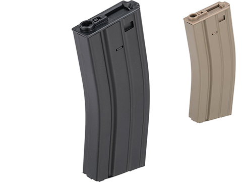AIM 360rd Hi-Cap Magazine for M4 Series Airsoft AEG (Color: Black)