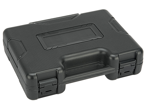 Matrix Deluxe Double Pistol Hardshell Pistol Carrying Case
