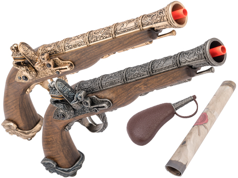 HFC 18th Century Flintlock Pirate High Power Airsoft Pistol