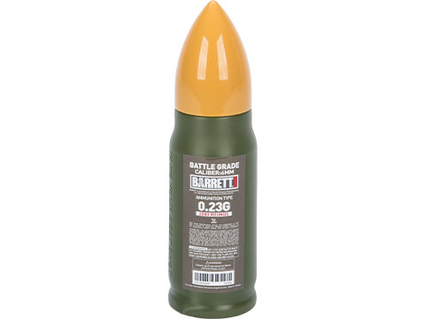 EMG Barrett Licensed Battle Grade 6mm Airsoft BBs (Type: 0.23g / 2000rd)