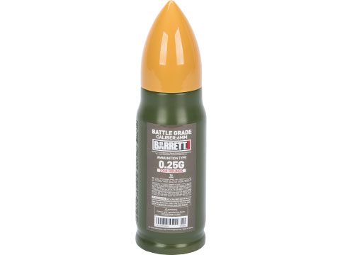 EMG Barrett Licensed Battle Grade 6mm Airsoft BBs (Type: 0.25g / 2000rd)
