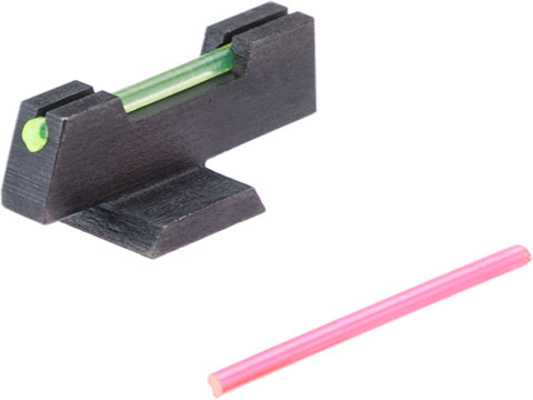 JL Progression Fiber Optic Front Sight for Hi-Capa Series Airsoft GBB (Model: Accelerator / 1.5mm)