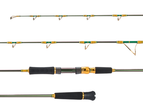 Jigging Master JM Underhead UH Imperial Jigging Fishing Rod