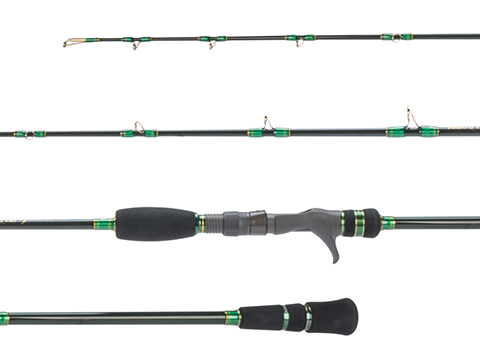 Jigging Master Yellow Fin Special Jigging Fishing Rod