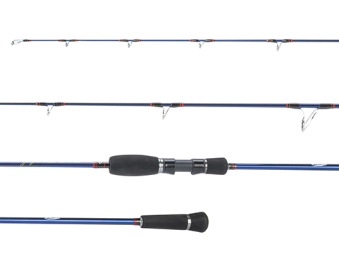 Jigging Master Gangster Killer Jigging Fishing Rod