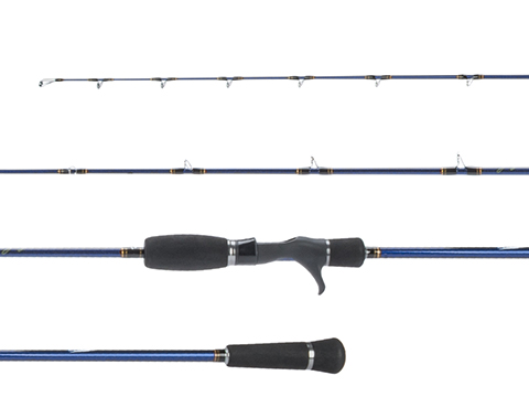 Jigging Master Gangster Killer Jigging Fishing Rod (Model: #3 Bait Casting)