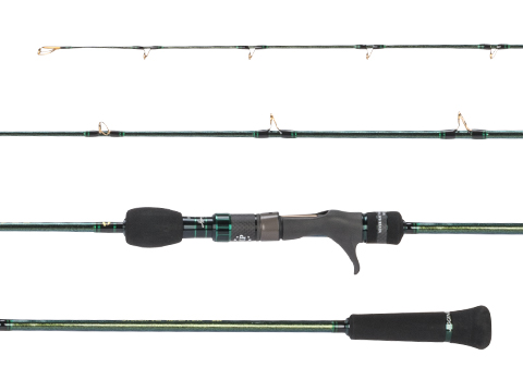 Jigging Master V.I.P. Limited Run Exclusive Jigging Fishing Rod