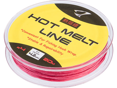 Jigging Master Hot Melt Line (Size: #4)