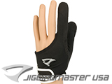 Jigging Master Special Left Hand Only 2-Finger Glove