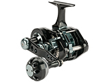 Jigging Master UnderHead Reel - Black / Gray (Size: PE3 / Left Hand)