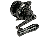 Jigging Master Monster Game High Speed Fishing Reel - Black (Size: PE7)