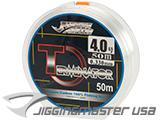Jigging Master Terminator 100% Fluorocarbon leader 50M (Test: 16 lbs #4)