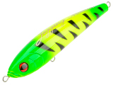 Jigging Master Ocean Devil 7 90g Surface Floating Pencil (Color: #02 Green Stripe)