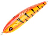 Jigging Master Ocean Devil 7 120g Surface Sinking Pencil (Color: #05 Orange Stripe)