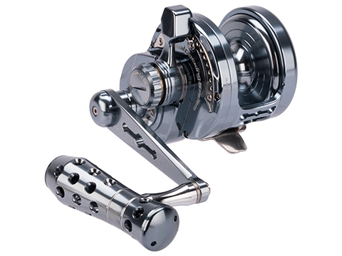 Jigging Master Monster Game High Speed Fishing Reel - Grey
