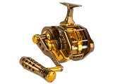 Jigging Master UnderHead Reel - Coffee Gold Limited Edition (Size: PE10N)