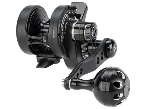 Jigging Master Monster Game High Speed Fishing Reel - Black (Size: PE2)