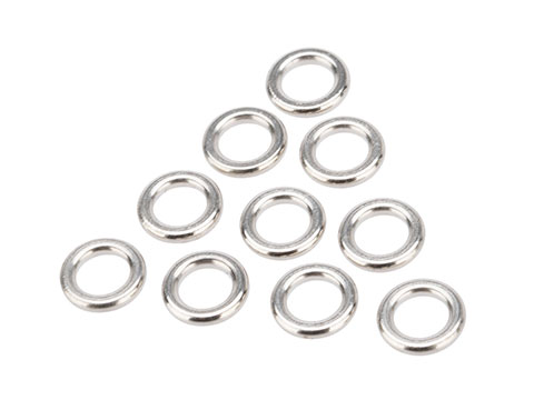 Jigging Maste Stainless Steel Solid Ring