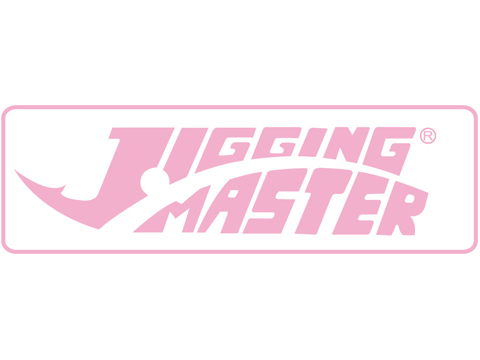 Jigging Master Sticker (Size: 170mm x 60mm / Lipid)