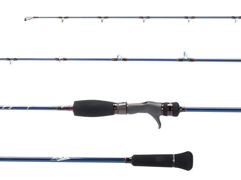 Jigging Master Gangster Whip Fishing Rod