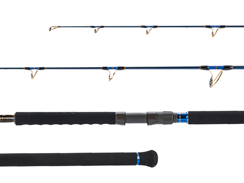 Jigging Master Gangster GT Pencil & Popping Fishing Rod Designed for GT and Yellow Fin