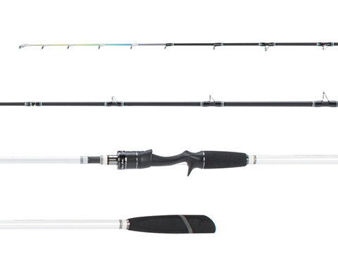 Jigging Master Devil Claws Tenya Premium Fishing Rod