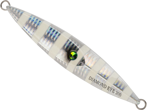 Jigging Master Long Diamond Eye Jig (Model: 650g #11)