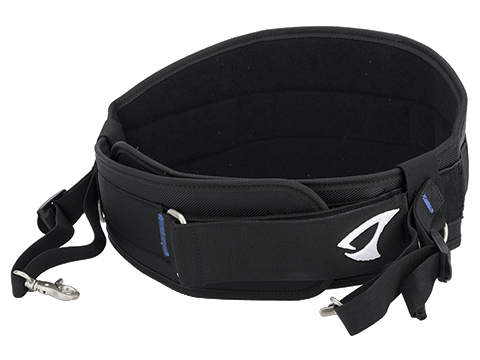 Jigging Master Fishing Fight Belt w/ Detachable Back Support Harness (Size: Large)