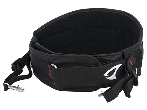 Jigging Master Fishing Fight Belt w/ Detachable Back Support Harness