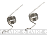 High Tension Airsoft AEG Motor Brush Springs - Set of 2
