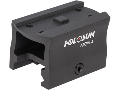 HOLOSUN 1.4 Absolute Co-Witness Dot Sight Mount