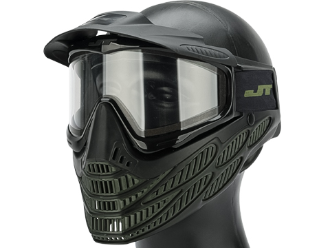 JT Spectra Flex 8 Thermal Goggle Full Seal Mask (Color: Black / Olive)