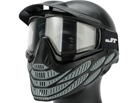 JT Spectra Flex 8 Thermal Goggle Full Seal Mask (Color: Black / Grey)