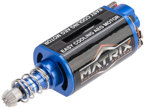 Matrix Reloaded High Performance Airsoft AEG Motor (Model: Long Type / High Speed)
